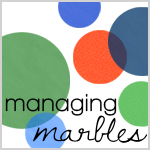 Managing Marbles button
